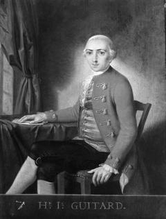 Hendrik Isaac Guitard (ca.1760-1791)
