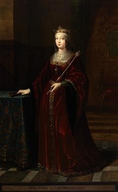 Isabel la Católica, de Luis de Madrazo