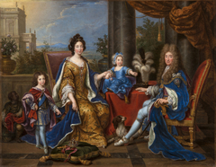 James II and Family