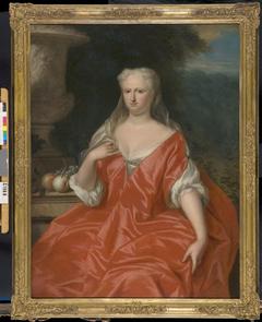 Johanna Jacoba van Campen (1712-1770). Echtgenote van Pieter van Hoorn