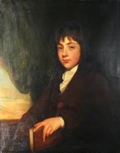 John Parker, Viscount Boringdon, 1st Earl of Morley (1772-1840), as a boy