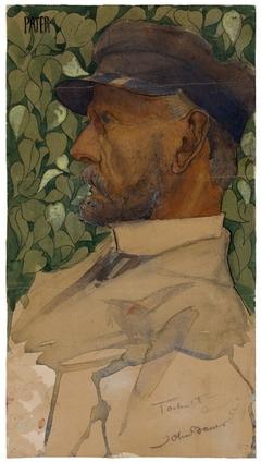 Joseph Bauer (1849-1921), The Artist's Father, 1909