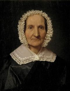Juliane Dorothea Købke, née Ratz, the Artist's Mother-in-Law