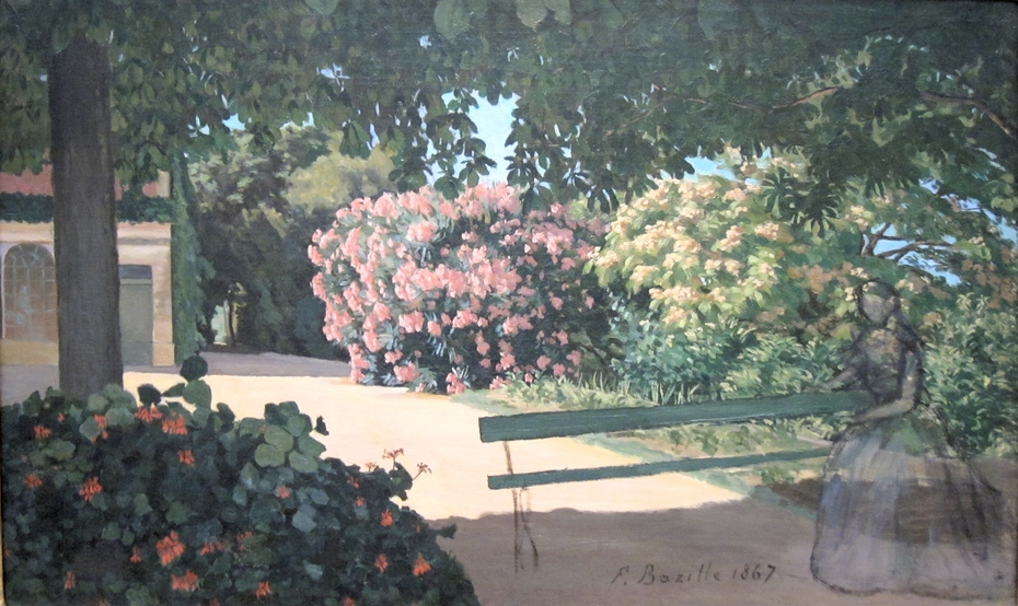 Les Lauriers Roses (The Terrace at Meric)