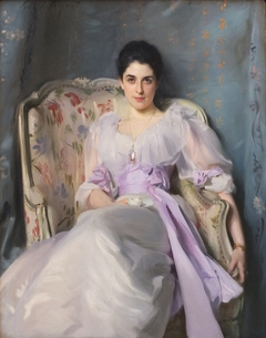 Portrait of Lady Agnew of Lochnaw (1865-1932)