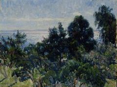 Landscape from Äsgårdstrand