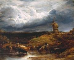 Landscape('The Windmill')