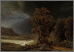Landscape with the Parable of the Good Samaritan