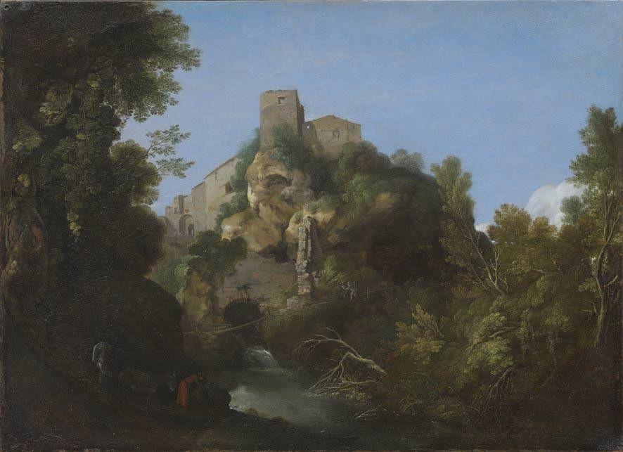 Landschaft bei Tivoli