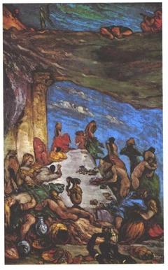 Le Festin – L'orgie; Le banquet de Nabuchodonosor