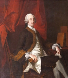 Lieutenant-General, Sir Thomas Drury, Bt of Overstone (1712-1759)