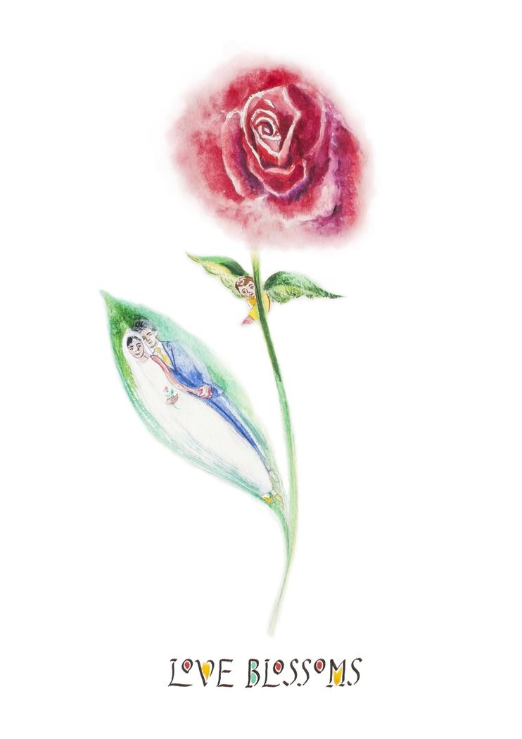 Love Blossoms.