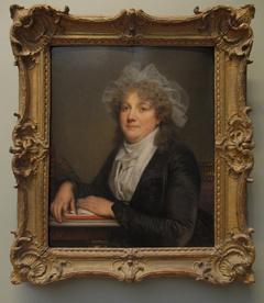 Madame Jean-Baptiste Nicolet (Anne Antoinette Desmoulins, 1743–1817)