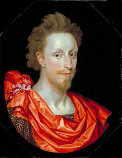 Man in Classical Dress, possibly Philip Herbert, 4th Earl of Pembroke