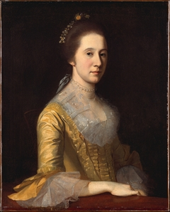 Margaret Strachan (Mrs. Thomas Harwood)
