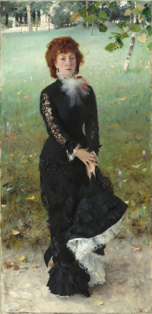 Marie Buloz Pailleron (Madame Édouard Pailleron)