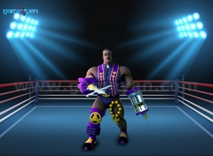 Maronba 3D Game Character Modeling Animation Design by game art outsourcing Studio