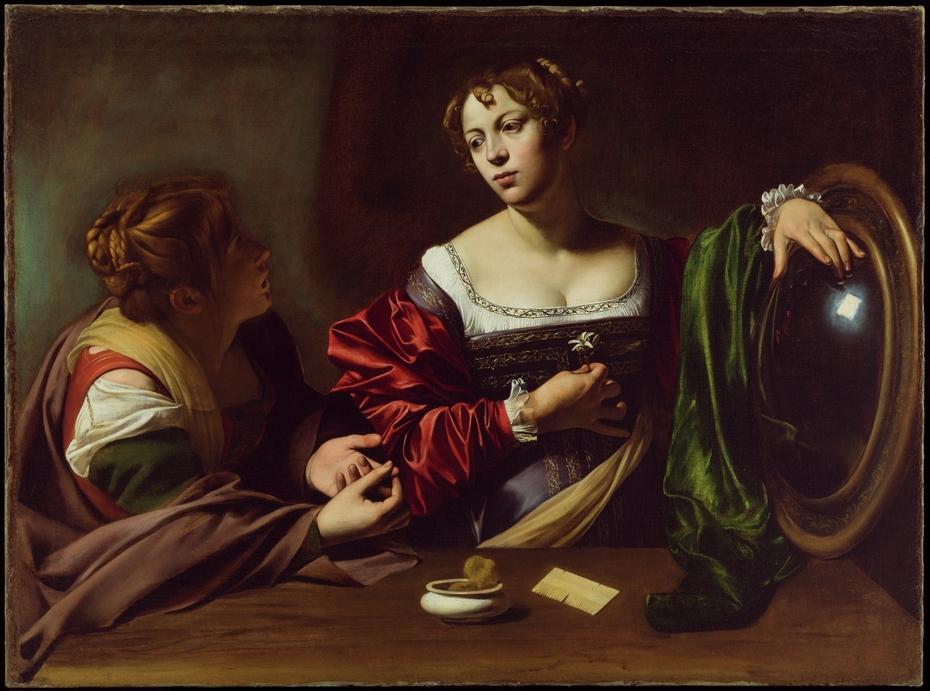 Martha and Mary Magdalene