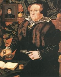 Mary Neville, Lady Dacre