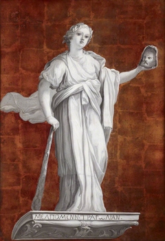Melpomene, the Muse of Tragedy