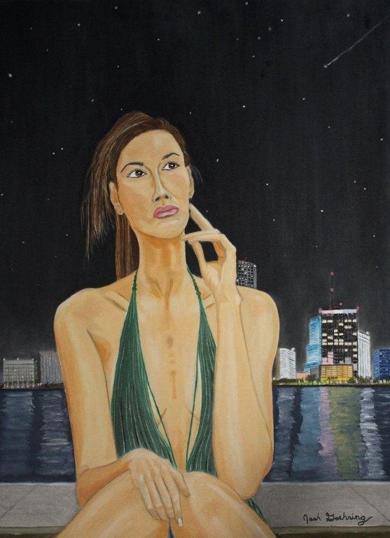 Miami Mona Lisa