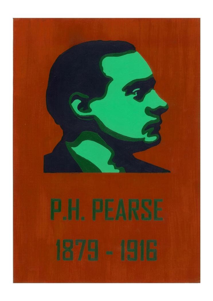 Mise P.H. Pearse, Mise Éire