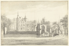 Oosterwijk Castle near Heukelum