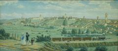 Panorama de São Paulo, 1870