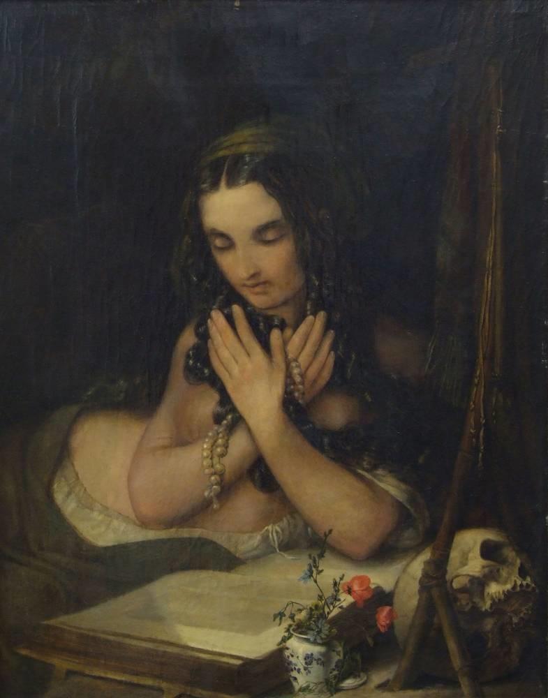 Penitent Mary Magadalene
