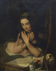 Penitent Mary Magadalene