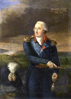 Portrait de Louis-Joseph de Bourbon, huitième prince de Condé (1736-1818)