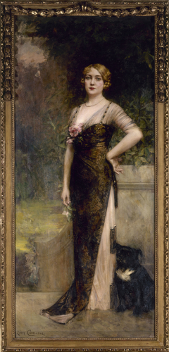 Portrait de Madame Jean Maillard-Norbert