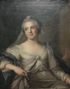 Portrait de Mme Henriette en Vestale