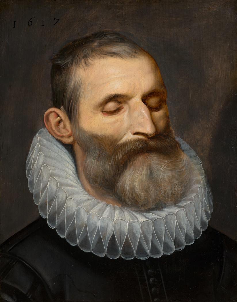 Portrait of a Deceased Man