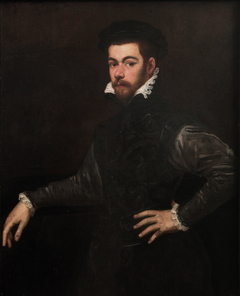 Portrait of a Gentleman by Tintoretto