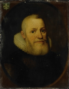 Portrait of a man of the Rijswijck or Van Rijswijk family