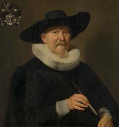 Portrait of a Man, probably Hans van Hogendorp