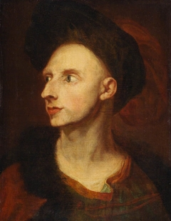 Portrait of a Man with a Beret