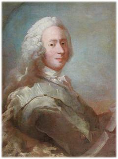 Portrait of Adam Gottlob Moltke