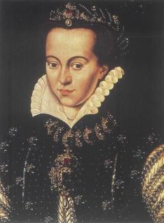Portrait of Anna of Saxony