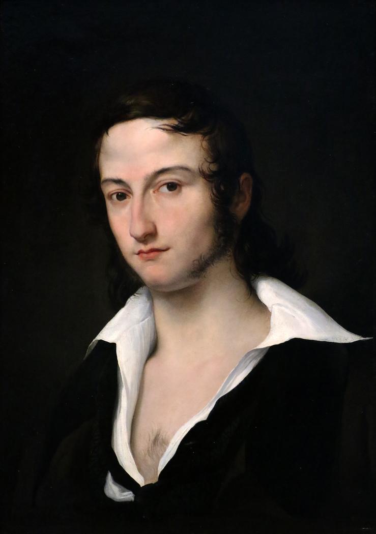 Portrait of Carlo Della Bianca
