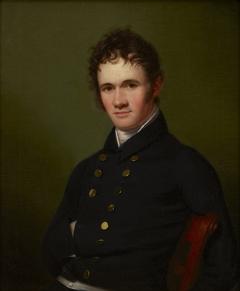Portrait of Commander Lewis Warrington
