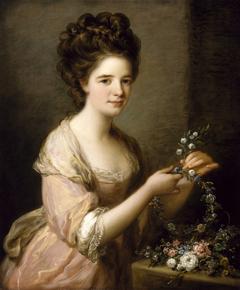 Portrait of Eleanor, Countess of Lauderdale