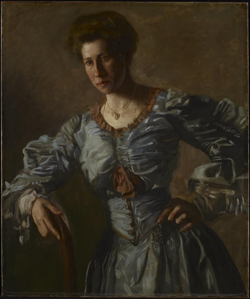 Portrait of Elizabeth L. Burton