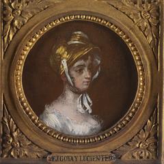 Portrait of Gerónima Goicoechea y Galarza