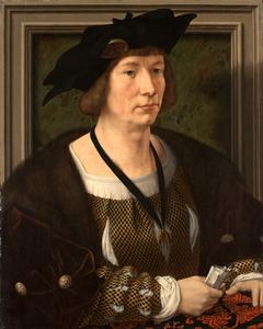 Portrait of Hendrik III, Count of Nassau-Breda