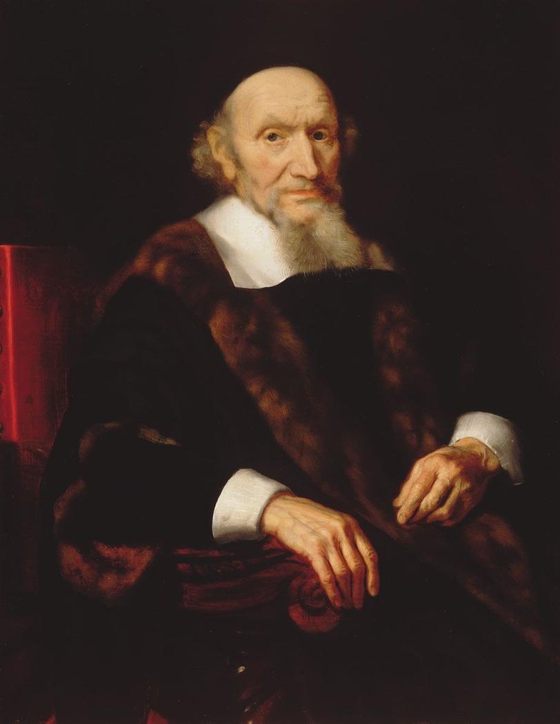 Portrait of Jacob Trip