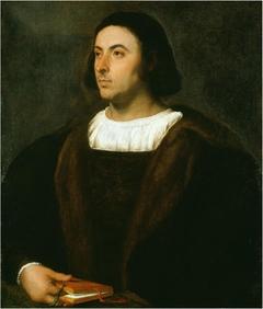 Portrait of Jacopo Sannazaro