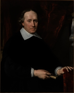 Portrait of Jan Antonides van der Linden (1609-1664)