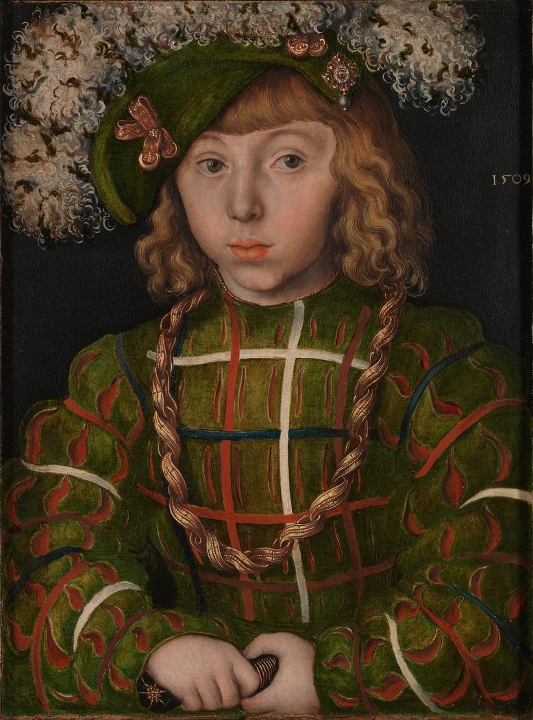 Portrait of Johann Friedrich the Magnanimous